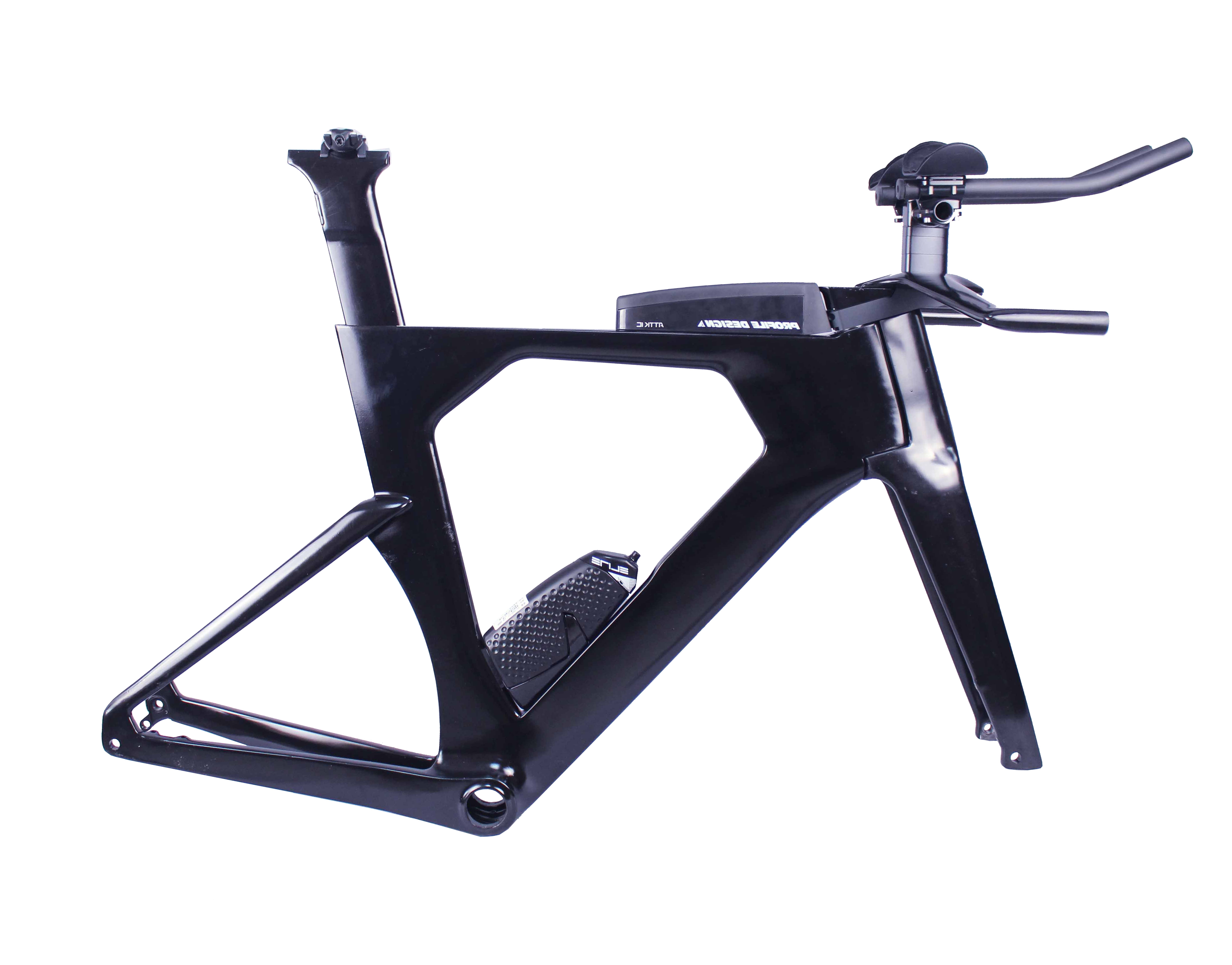 lightcarbon new disc TT frameset
